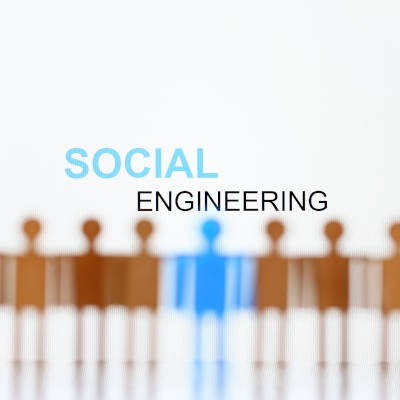 Social Engineering Isn't Going Away